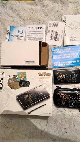 Nds lite edicion pokemon (no 3ds,2ds,nes,snes,n64,ps,mario)