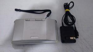 Nintendo ds color plata,funcionando bien,checar fotos
