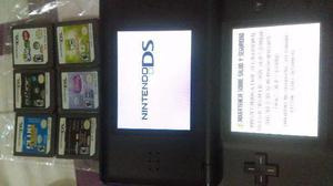 Nintendo ds lite con 2 juegos