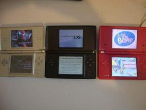 Nintendo ds lite regalo 2 juegos