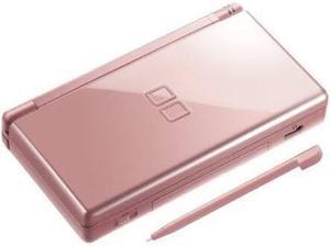 Nintendo ds lite - rosa coral