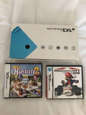 Nintendo dsi (2 juegos gratis)