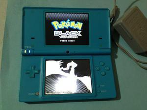 Nintendo dsi azul + 7 juegos