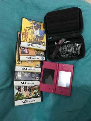 Nintendo Dsi Con 5 Juegos Originales