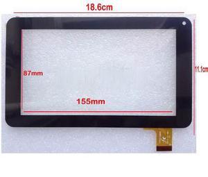 Touch para tablet varios modelos techpad, protab