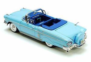 1958 chevrolet impala convertible, azul - motormax premium