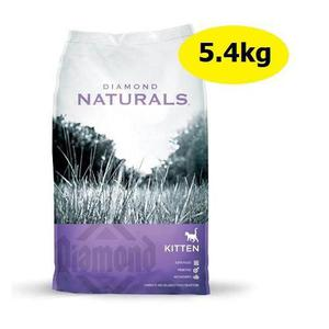 Alimento croqueta gatos diamond kitten cat 5.4kg