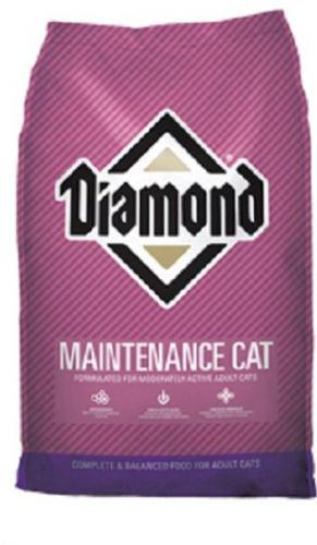 Alimento diamond mantenimiento para gato de 18kg
