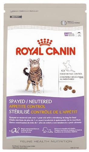 Alimento gatos esterilizados appetite control 2.7 kg royal