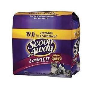 Arena para gato scoop away 19 kg