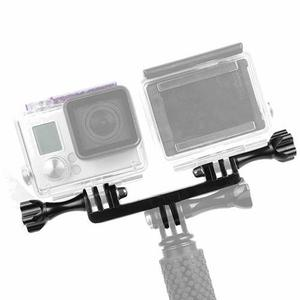 Base doble dual gopro sjcam cámara deportiva envío gratis