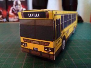 Camion ruta 100 masa (modelos para armar en papel)