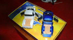 Chevrolet pick up 1955 en escala 1:24 de jada
