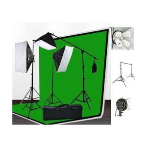 Fotografia kit de iluminacion estudio caja luz softbox