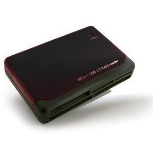 Lector de memorias sd pro duo compact flash cf xd m2 usb 2.0