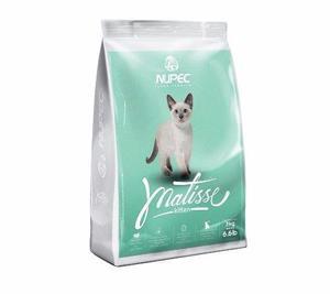 Nupec 1.5kg alimento gato cachorro kitten matisse