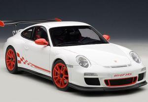 Porsche 911 (997) gt3 rs 3.8 1:18 autoart 78143