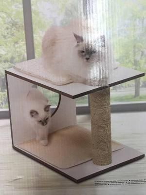 Rascadero p/ gato hagen c/envío