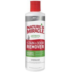 Refill 473 ml - removedor de manchas y olores para gatos