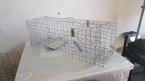 Trampa para ardillas, ratas o animales pequeños