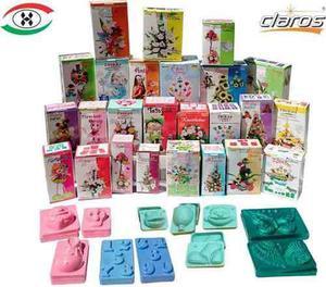 3 Kits Moldes Foamy Foamy Fomi Tu Elijes 3 Kits Que Deseas