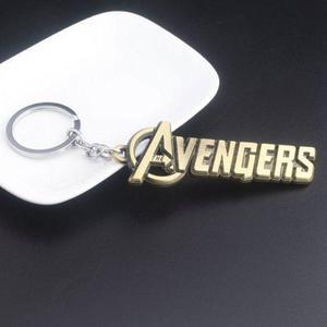 Avengers marvel dije llavero importado dorado ironman thor
