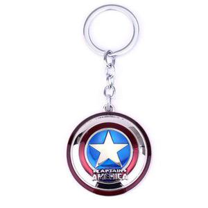 Capitan america dije llavero importado escudo avengers steve