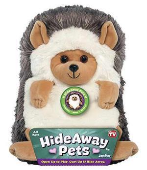 Jay en juego 15 hideaway animales (erizo)