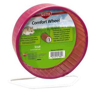 Kaytee wheel rueda 14cm hamster animales pequeños