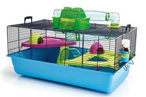 Lixit cuidado de animales savic hamster jaula cielo metro