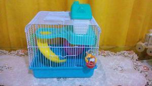 Pet-home jaula hamster 27x21x25cm roedores