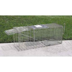 Trampa de animales ruedores 38x81x25 cm