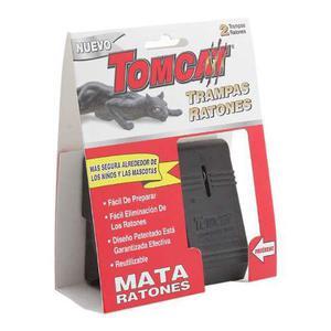 Trampa de presion para ratones marca tomcat