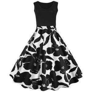 vestido vintage rebajas febrero clasf 1970s Wedding Dresses vestido con dise o floral vintage talla grande