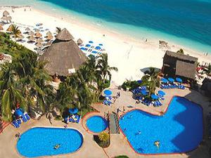Cancun suite en playa zona hotelera