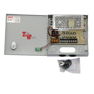 Eliminador de voltaje, fuente de poder para 4 cámaras cctv