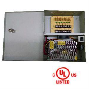 Saxxon psu12v20a9c- fuente de poder regulada/ 12v/ 20 ampere