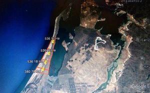 Vendo 2000 hectareas, zona costera entre sonora y sinaloa,