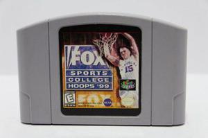 Fox sports college hoops n64 consolas de luigi
