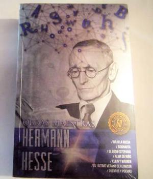 Hermann hesse obras maestras lobo estepario demian siddharta