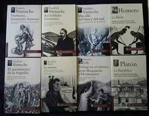 Paquete de 6 libros grandes obras de la literatura universal