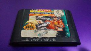 Street fighter ii especial edition para sega genesis,checalo