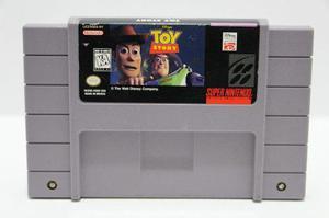 Toy story snes consolas de luigi