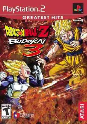 Dragon Ball Z Budokai 3 - Playstation 2