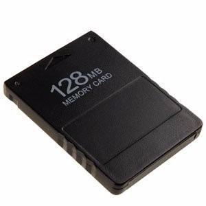 Memory card ps2 128 mb para ps2 slim o fat