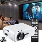 New wifi led lcd home cinema projector tv movie hdmi usb vga