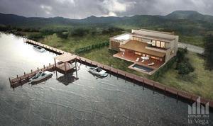 Real de lago, terrenos rústico residencial en la presa de