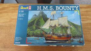 Revell barco de vela hms bounty escala 1/100