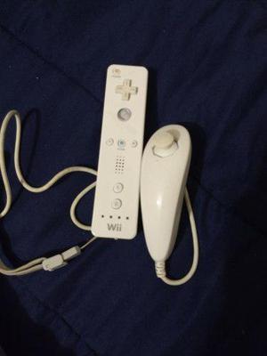 Wii con juegos wii sports y pes 2013