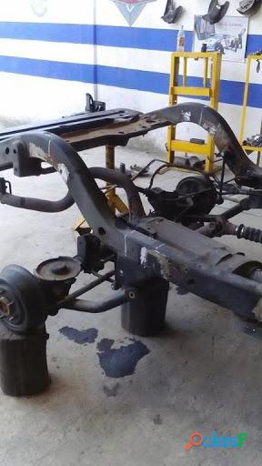 Chasis especialista reparación general